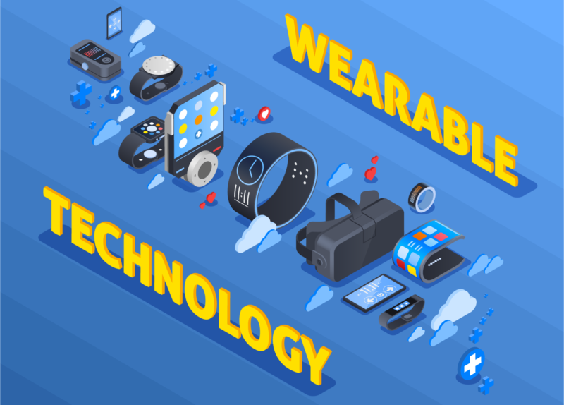 La tecnología wearable