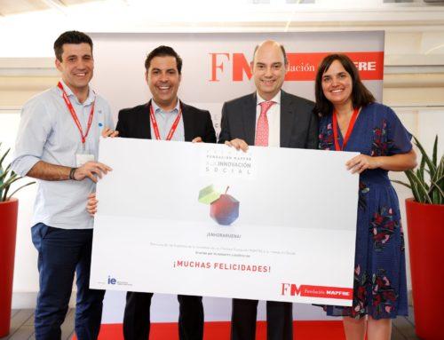 Rithmi accede a la final de los Premios Fundación Mapfre a la Innovación Social