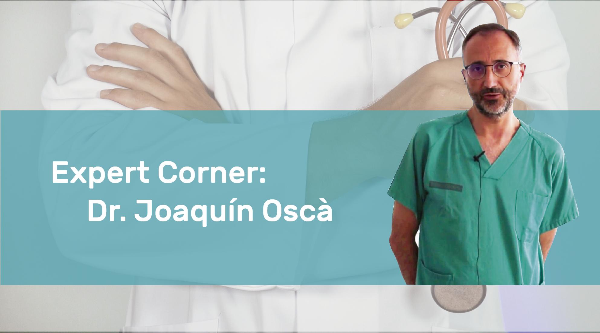 Dr. Joaquín Oscà, arritmólogo del Hospital la Fe de Valencia