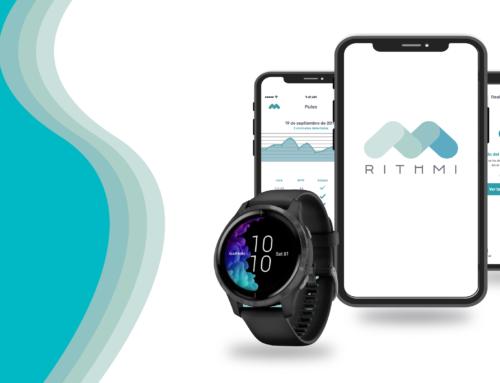 Ya disponible la APP de Rithmi, compatible con dispositivos Garmin®
