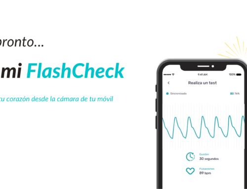 Controla tu arritmia cardíaca desde la cámara de tu teléfono móvil